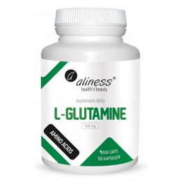 L-Glutamine 500mg 100 kaps....