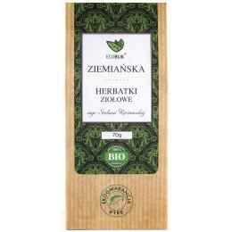 Herbatka Ziemiańska to niezwykła lekka i orzeźwiająca w smaku herbatka ziołowa