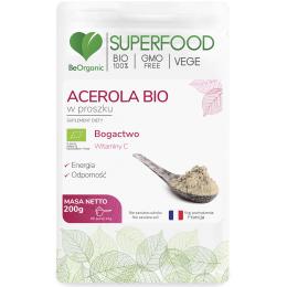 Acerola Bio w proszku 200g...