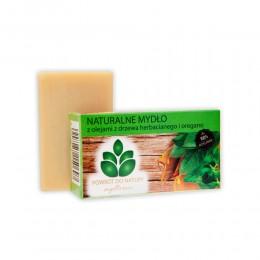 Naturalne mydło z olejami z...