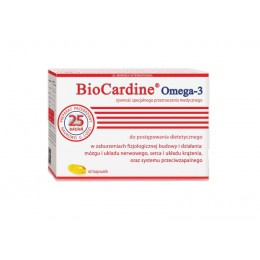 Bio Cardine 60 kaps....