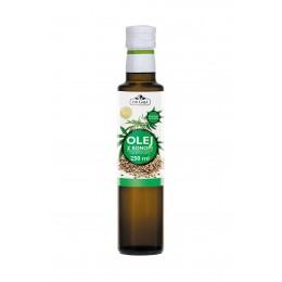 olej o wysokiej zawartości wielonienasyconych kwasów tłuszczowych