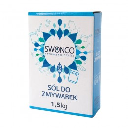 Sól do zmywarek 1,5kg Swonco