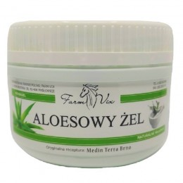 Aloesowy Żel 350 ml Farm-Vix aloes