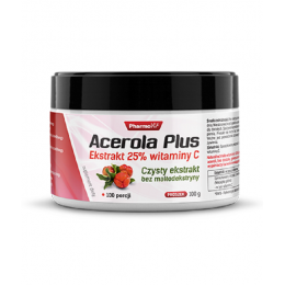 Acerola Plus 100g PharmoVit...