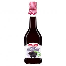 Syrop z czarnego bzu 500ml Polska Róża