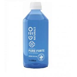 Geonaturals Pure Silica forte krzem 200mg 500ml Medicaline
