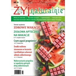 """Czasopismo """"Żyj Naturalnie""""..."""