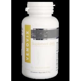 VENOVIX Dla krążenia żylnego ekstrakt z nasion kasztanowca Hippocastani Semen witamina C hesperydyna