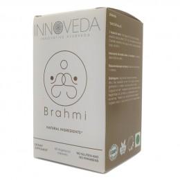 Brahmi 60 kaps. Innoveda ekstrakt Brahmi Gotu Kola centella asiatica