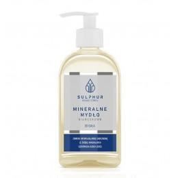 Mineralne mydło siarczkowe Jedyne mydło siarczkowe w płynie Kuracja siarczkowa.