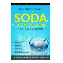 """Książka """"Soda oczyszczona...."""
