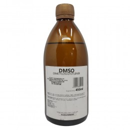 DMSO 450 ml szklane...