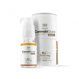 CannabiGold Select 1000mg...