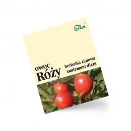 Owoc róży 50g Flos herbatka...