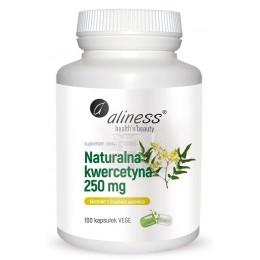 Kwercetyna naturalna 250 mg...