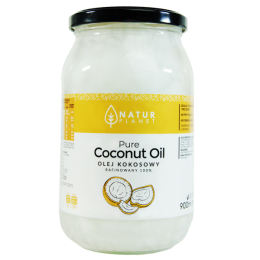 Olej kokosowy rafinowany 900ml