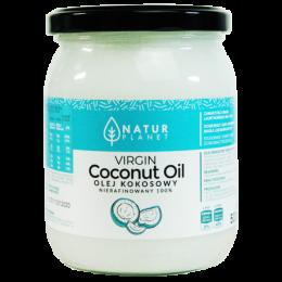 Olej kokosowy nierafinowany...