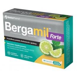 Bergamil Forte 30 kapsułek...