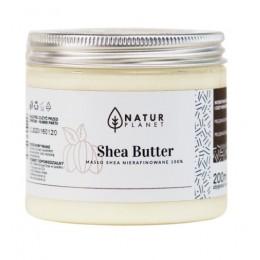 Masło Shea Nierafinowane...
