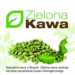 Kawa zielona Suplement diety Kawa zielona - Santos na odchudzanie