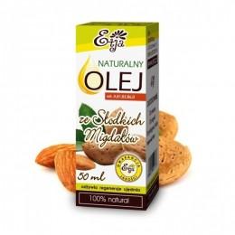 Olej ze słodkich migdałów ETJA 50 ml