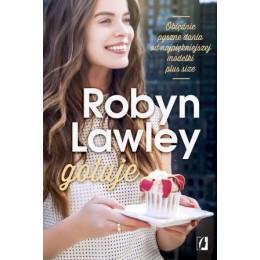 """Książka """"Robyn Lawley gotuje"""""""