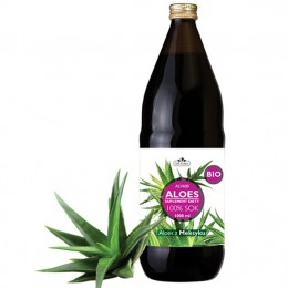 Aloes BIO Sok z aloesu 100% ALV 600