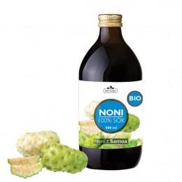 Sok z noni BIO 100% sok z noni z upraw ekologicznych