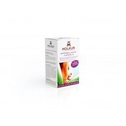 Molkur - Naturalny koncentrat serwatki receptura dr Sandersa probiotyk, wsparcie pracy jelit i śluzówki żołądka 90 kapsułek