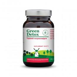 Green Detox - tabletki oczyszczające (100g) - 75 tabletek