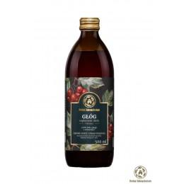 Naturalny sok z głogu 500ml Herbal Monasterium