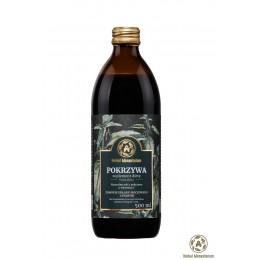Naturalny sok z pokrzywy 500ml Herbal Monasterium