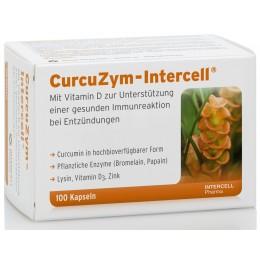 CurcuZym-Intercell® Kurkumina Mito Pharma 100 kapsułek