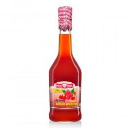 Syrop różano-malinowy 500 ml Polska Róża
