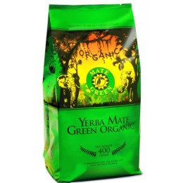 Yerba Mate Green ORGANIC BIO 400g despalada ODPYLONA