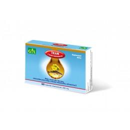 Tran z olejem wiesiołkowym
