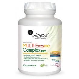 MULTI Enzyme Complex PRO 90 VEGE CAPS Enzymy
