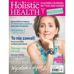 Czasopismo Holistic Health wydanie Lipiec-Sierpień 2018