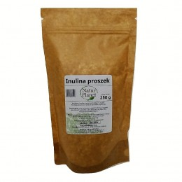 Inulina proszek 250 g prebiotyk cykoria Cichorium intybus