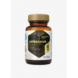 Astragalus Premium 90 kaps. Hepatica Traganek błonisty Astragalus membranaceus