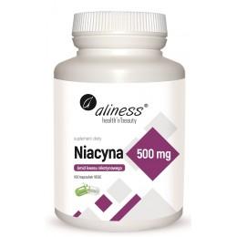 Niacyna 500mg 100 kaps...